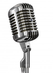 Microphone - radio